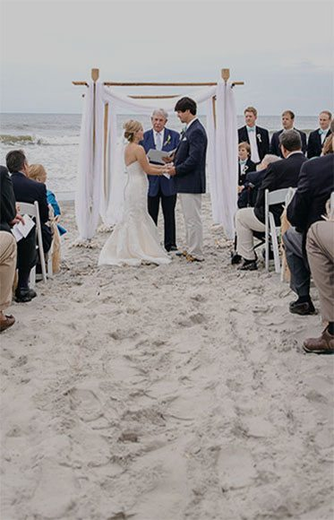 Magical and Memorable, Oceanfront Weddings of NC.
